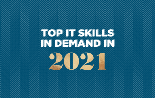 top 5 it skills in demand 2021